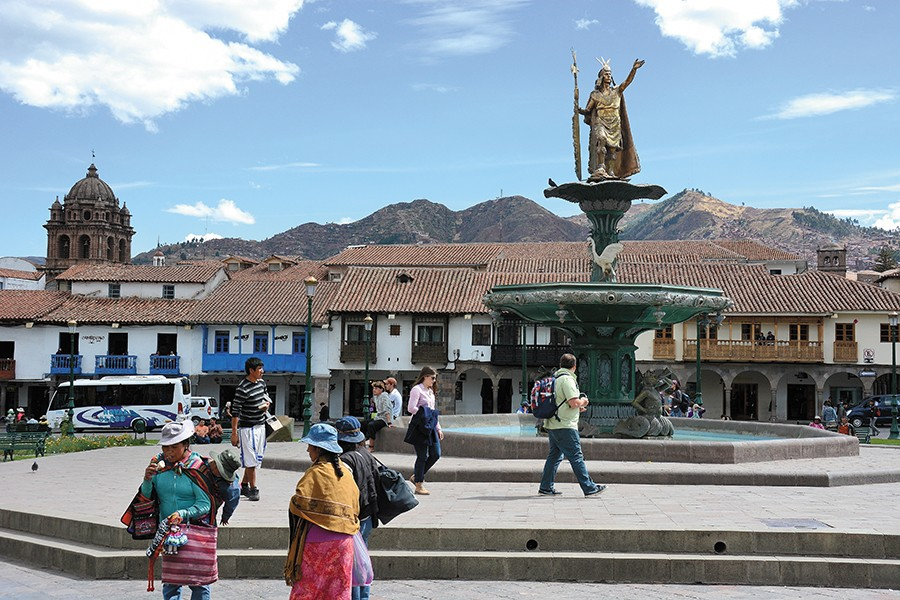 DESTINOS  | CUZCO. CAPITAL IMPERIAL