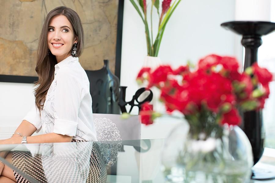 MUJER DE HOY  | JESSICA BARBOZA