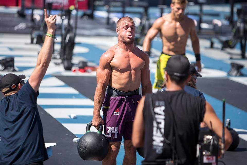 DEPORTES  | INICIA EL OPEN DE THE CROSSFIT GAMES 2016