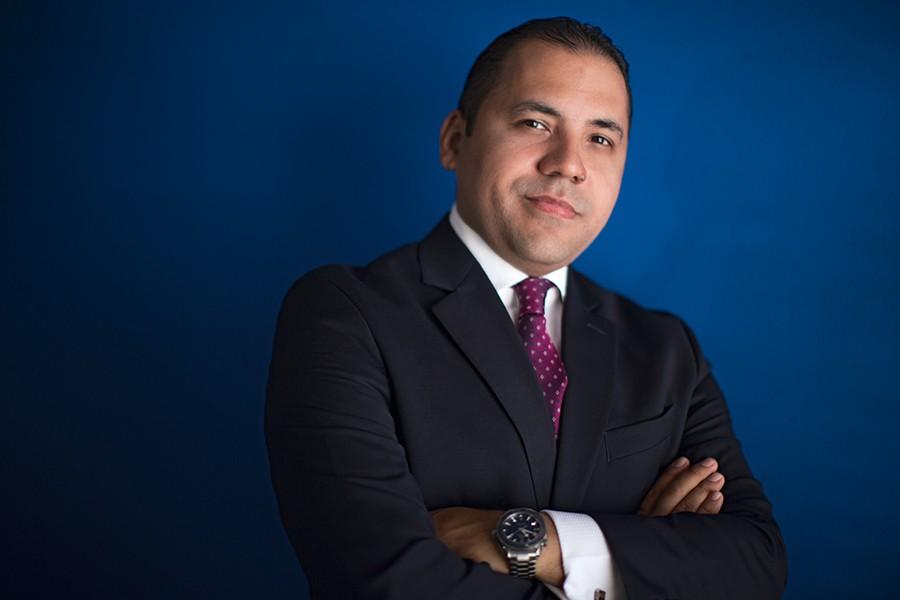 GERENTE DEL MES  | ERIC BARRIOS