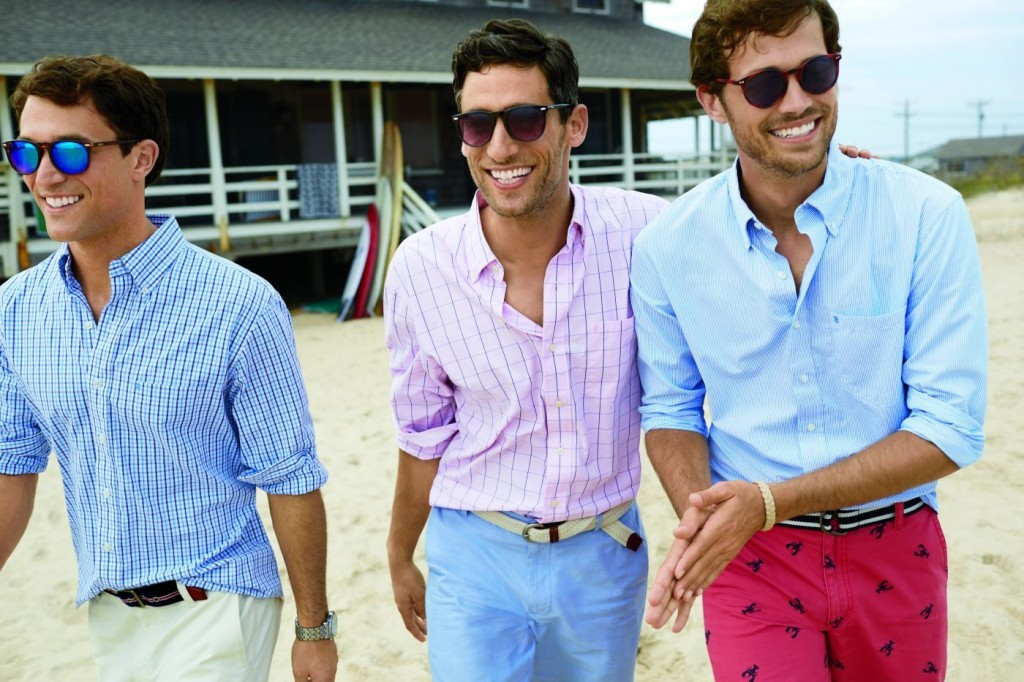 TENDENCIA  | IZOD SPRING 2016 - WEEKEND WARRIOR