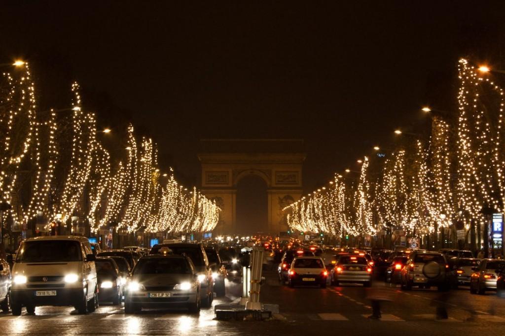 DESTINOS  | Horizonte deslumbrante. París
