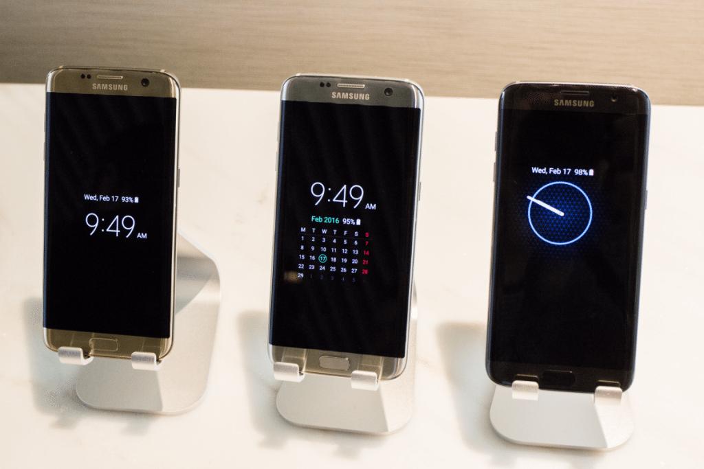 TECNOLOGÍA  | 5 COSAS QUE EL SAMSUNG GALAXY S7 PUEDE HACER QUE EL IPHONE NO