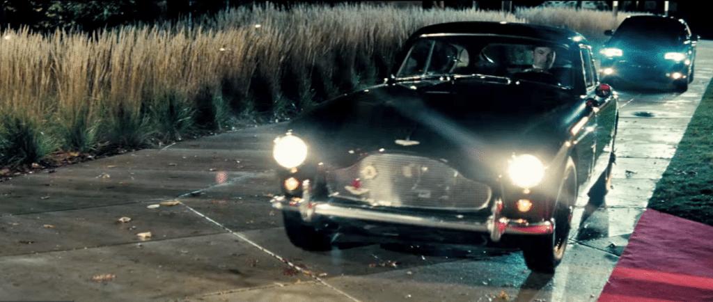 ENTRETENIMIENTO  | BRUCE WAYNE CONDUCIRÁ UN ASTON MARTIN EN 'BATMAN VS SUPERMAN'