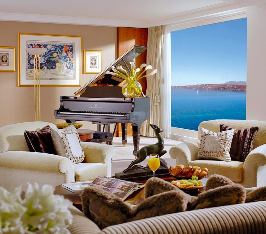 LUXURY  | HOTEL PRESIDENT WILSON. LO MEJOR DE SUIZA