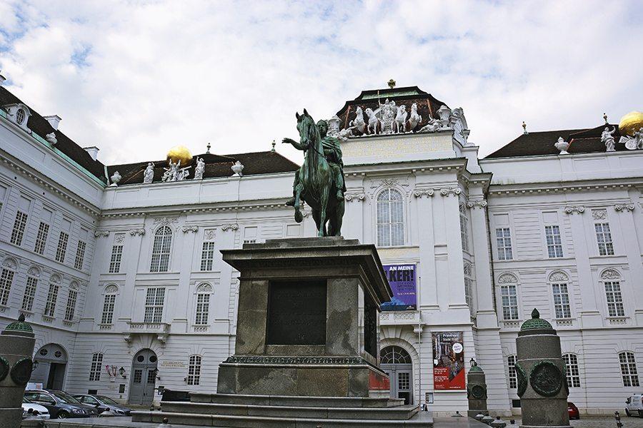 DESTINOS  | AL SON DE UN VALS. VIENA