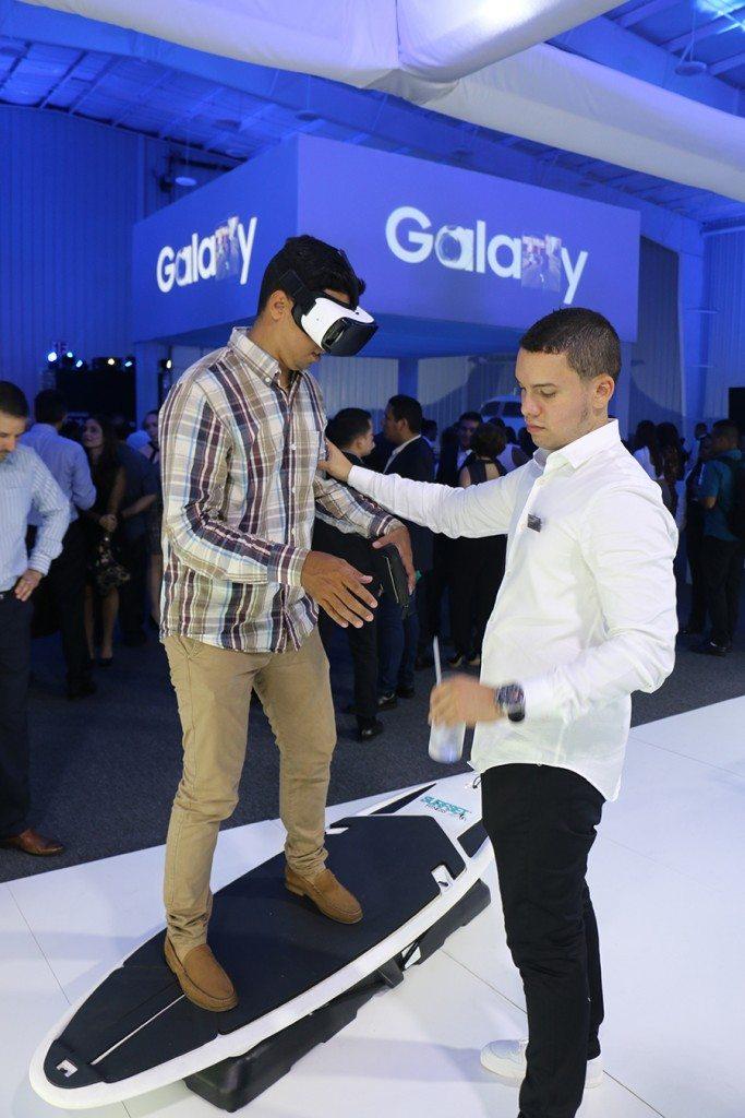 TECNOLOGÍA    SAMSUNG PRESENTA EN PANAMÁ GALAXY S7 y GALAXY S7EDGE
