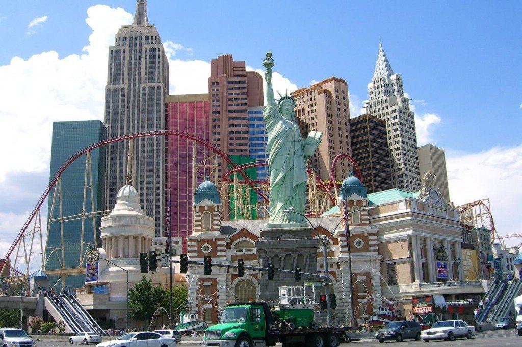 DESTINOS    ¡Viva Las Vegas!