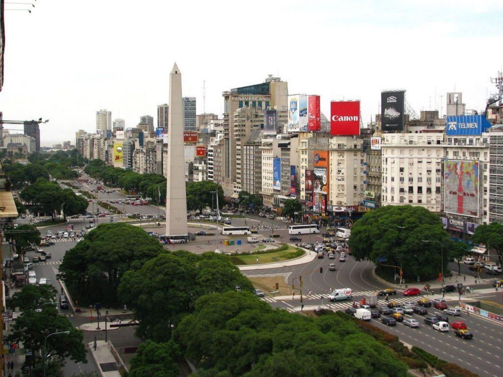 DESTINOS  | Paseando por Buenos Aires